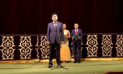 Лучшие постановки представили ведущие театры страны в Жезказгане