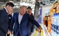 Президент Казахстана посетил АО «Кокшетауминводы»
