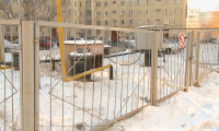 Без газа остались жильцы многоэтажек в Кокшетау