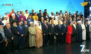 «Жетi күн». Съезд мировых и традиционных религий, зеленый пояс столицы, реформация системы госуправления.