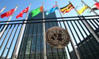 Нурсултан Назарбаев выступит в Совете Безопасности ООН