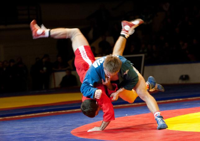 Самбодан әлем кубогында қазақстандық қос палуан чемпион атанды