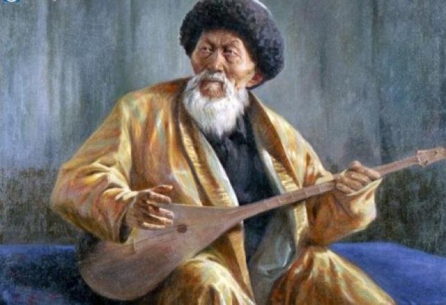 Памятники Ж.Жабаеву и Т.Молдагалиеву открыли в Алматинской области