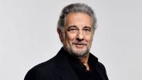 Всемирно известный оперный певец Пласидо Доминго приехал в Астану