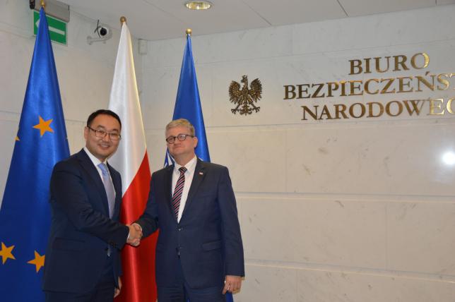 Қазақстан мен Польша БҰҰ Қауіпсіздік кеңесінің тұрақты емес мүшелері ретінде тығыз ынтымақтастық орнатуға ниетті