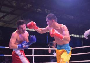 «Астана Арланс» одержал досрочную победу над «Бритиш Лайнхартс» в первом полуфинале WSB
