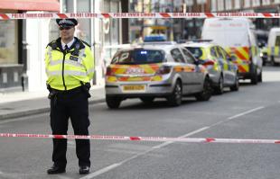 Уровень террористической угрозы в Великобритании понижен до предпоследнего
