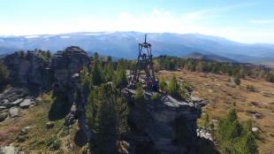 «Экспедиция 25». ШҚО: Риддер, Өскемен, Батыс Алтай қорығы