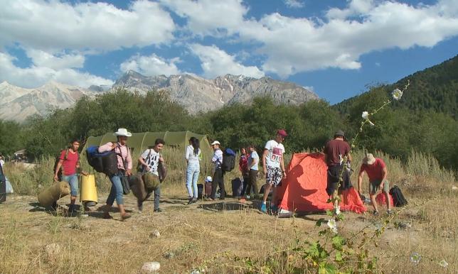 Фестиваль «ЭтноАртФест» стартовал в Южно-Казахстанской области