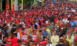 Продолжаются переговоры между властями и оппозицией Венесуэлы