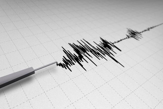 В 107 км от Алматы произошло землетрясение