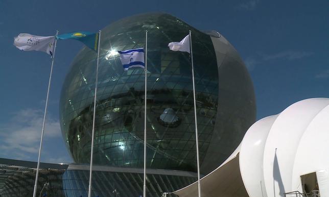 Израильдің ЭКСПО-дағы Ұлттық күні атап өтілді