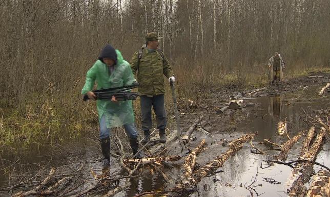 Бойцы из Казахстана проявили героизм при защите города Старая Русса в годы войны