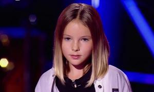 Данэлия Тулешова стала победительницей украинского шоу «Голос дети»