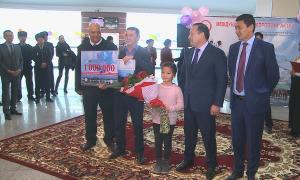 Международный аэропорт Актау обслужил миллионного пассажира
