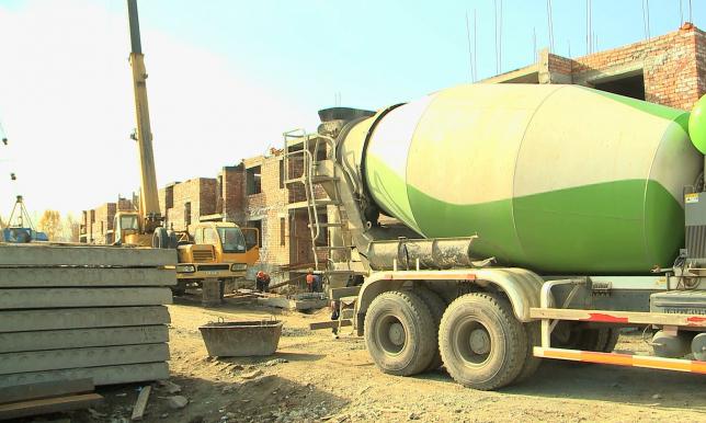 По системе ГЧП в Риддере строят новые дома