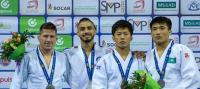 Қырғызбаев пен Серікжанов Тунистегі Гран-приде қола медаль жеңіп алды