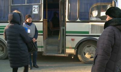 В ЮКО техосмотр автобусов взяли на особый контроль