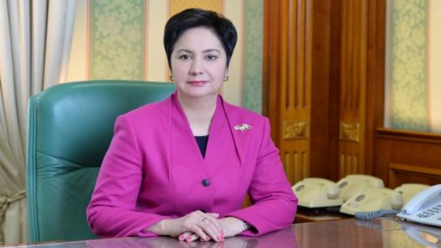 Госсекретарь РК приняла участие в расширенном заседании Совета АНК