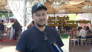 Асхат Мұсабай: «Тағы да сүй» телехикаясы жастар арасындағы махаббатты баяндайды