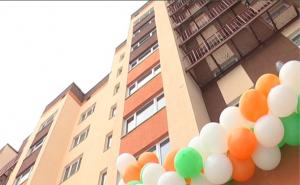 120 семей Рудного отпраздновали новоселье