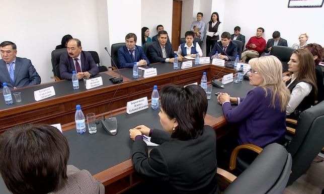 Казахстанские и кыргызские судьи договорились об обмене опытом