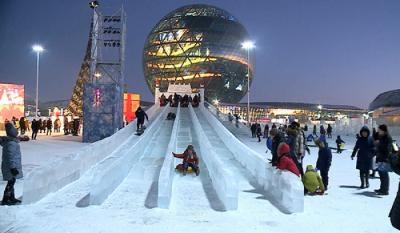 На территории ЭКСПО пройдет зимний фестиваль Astana Winter Land
