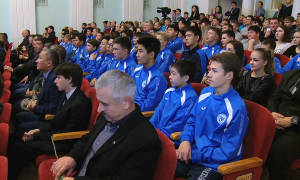 Павлодарлық спортшылар дүбірлі жарыстарға дайын