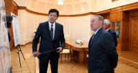 Елбасы «ҚР Тұңғыш Президентінің қорына» барды