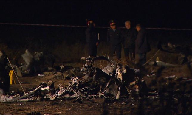 Подробности авикатастрофы в Алматинской области