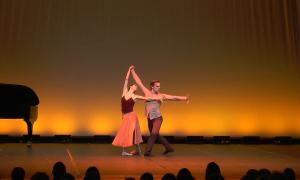 «Астана Балет» впервые выступил в Брюсселе