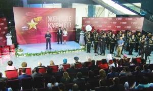 Сегодня в Астане «Хабар» объявил об открытии акции «Спасибо за Победу!»