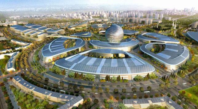 Астана преображается перед ЭКСПО-2017
