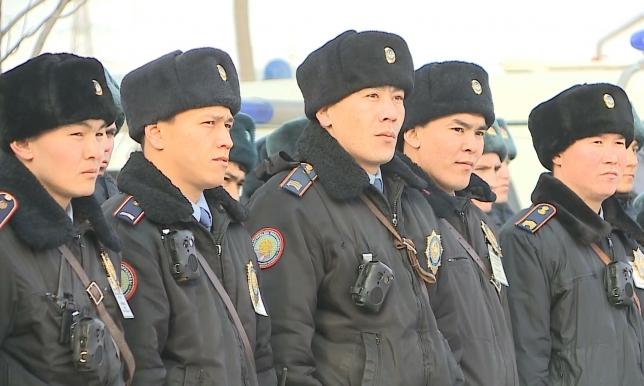 В Актау начался второй этап ОПИ «Правопорядок»