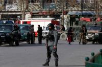 Власти Афганистана объявили национальный траур