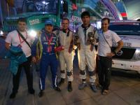 Казахстанский экипаж в зачете внедорожников стал победителем ралли «Шелковый путь»