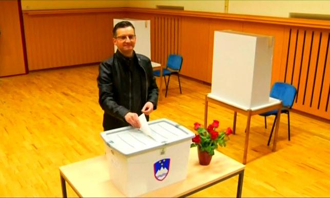 В Словении прошли президентские выборы