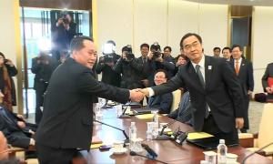 Казахстан приветствует прошедшую встречу между Северной и Южной Кореей