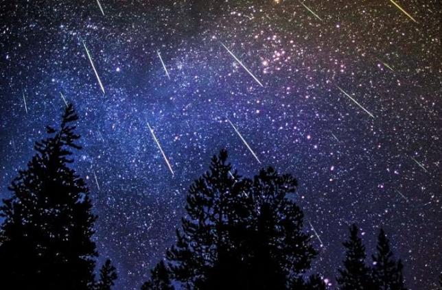 Жители Северного полушария увидят метеорный поток Персеиды