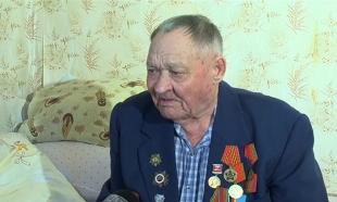 В Уральске журналисты «Хабара» побывали в гостях у ветерана Гарифуллы Гадыльшина