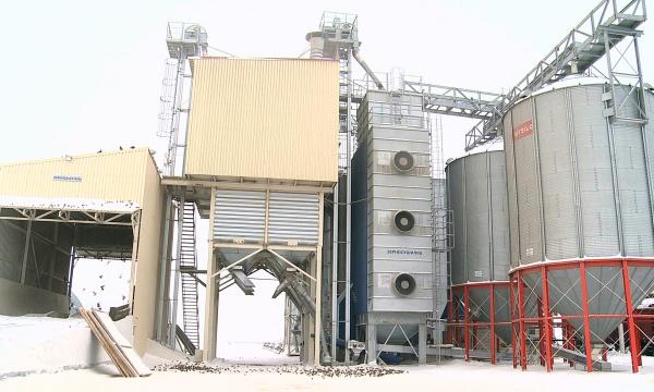 Свыше 21 млн тонн зерна намолочено в Казахстане