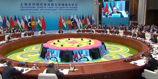 «Жаһандық саясат». Шанхай ынтымақтастық ұйымының саммиті