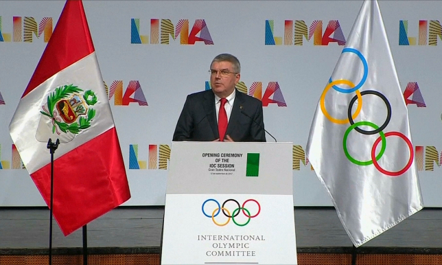 Париж и Лос-Анджелес объявлены столицами Олимпийских игр 2024 и 2028 годов