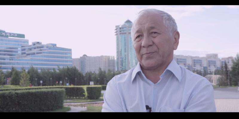 Лица столицы. Жумажан Ракишев
