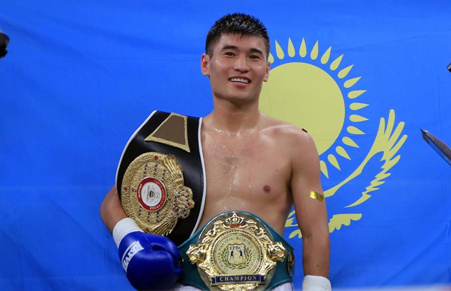 Бекман Сойлыбаев әлемдегі елу үздік боксшының қатарына кірді