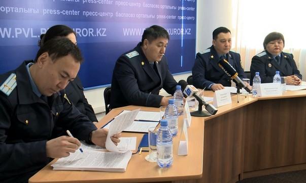 Глава управления труда Павлодарской области задержан по подозрению в коррупции
