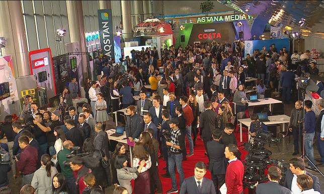Завершился первый день Astana Media Week