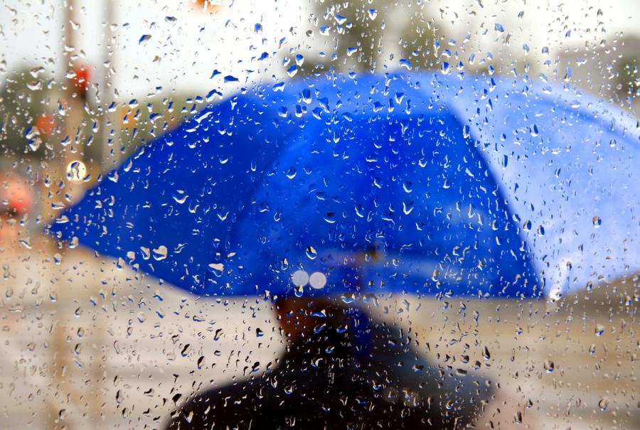 Грозовые дожди ожидаются в большинстве областей