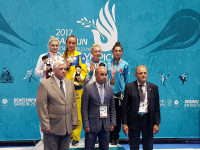 Казахстанцы завоевали еще одну медаль на Сурдлимпийских играх