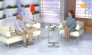 «Көңіл толқыны». ҚР Еңбек сіңірген қайраткері, жазушы Смағұл Елубай